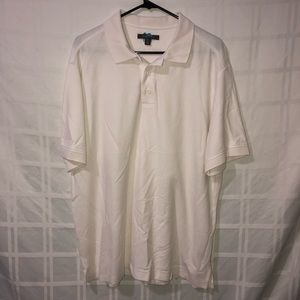 NORDSTROM regular Fit Interlock Knit Polo.